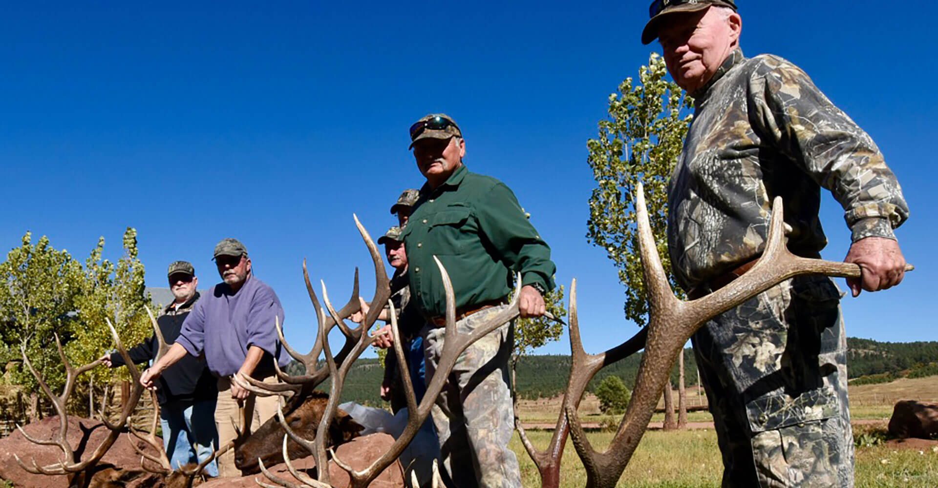 New Mexico Elk Hunting Ranch