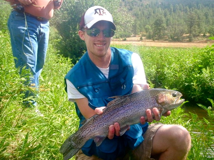 New mexico fly fishing private ranch for Mexico fishing license